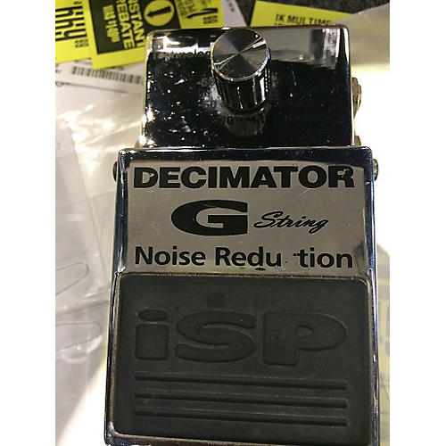 In Store Used Decimator Effect Pedal