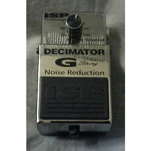 Isp Technologies Decimator G String Noise Reduction Effect Pedal-thumbnail