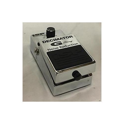 Isp Technologies Decimator G String Noise Reduction Effect Pedal