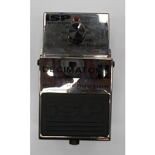 Isp Technologies Decimator II ELEC PEDAL-E VOLUME
