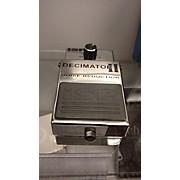 Decimator II Effect Pedal