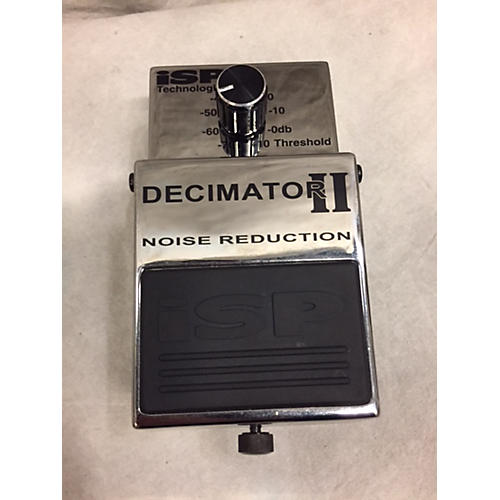 Isp Technologies Decimator II Effect Pedal-thumbnail