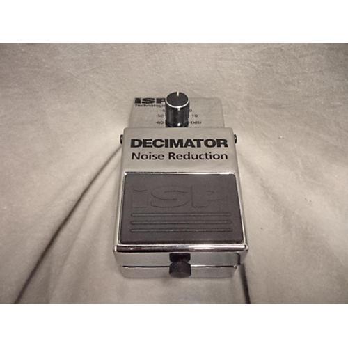 Isp Technologies Decimator Noise Reduction Effect Pedal-thumbnail