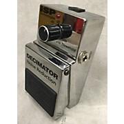 Decimator Noise Reduction Effect Pedal