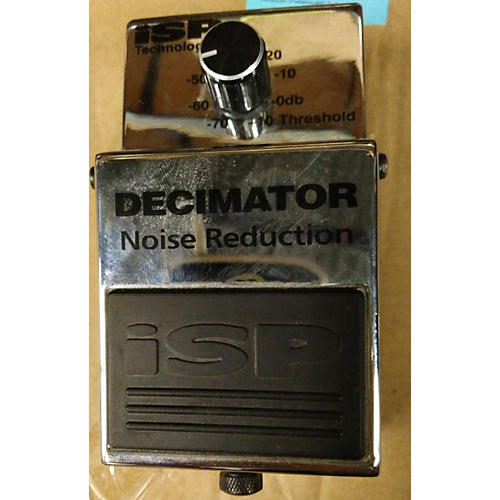 Isp Technologies Decimator Noise Reduction Effect Pedal-thumbnail