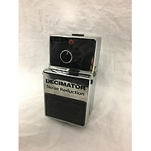 Isp Technologies Decimator Noise Reduction Effect Pedal