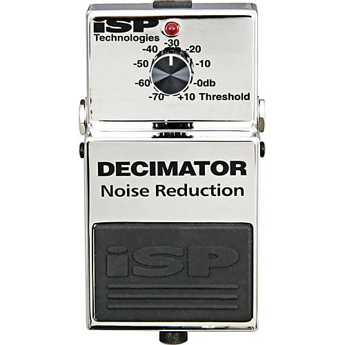 isp technologies decimator noise reduction pedal guitar center. Black Bedroom Furniture Sets. Home Design Ideas