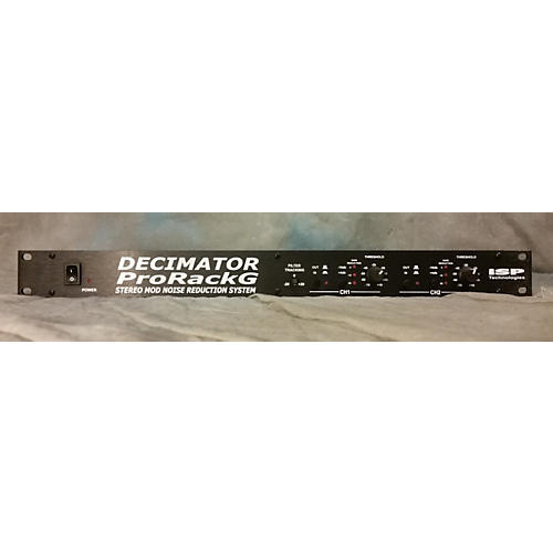 Isp Technologies Decimator Pro Rack G Effect Pedal