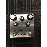 Strymon Deco Tape Saturation And Doubletracker Effect Pedal