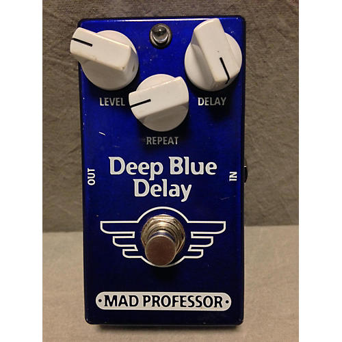 Mad Professor Deep Blue Delay Effect Pedal-thumbnail