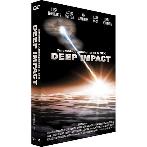 Zero G Deep Impact - Cinematic Atmospheres and SFX