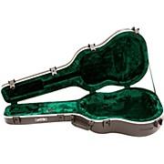 SKB Deep Roundback-Shaped Hardshell Acoustic Guitar Case