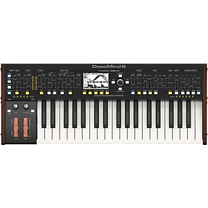 Behringer DeepMind 6 Analog 6-Voice Polyphonic Synthesizer by Behringer