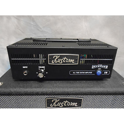 Kustom Defender 5H Tube Guitar Amp Head-thumbnail