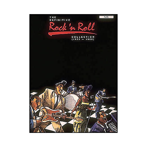 Hal Leonard Definitive Rock 'N Roll Collection, The 1955 - 1966 Flute-thumbnail