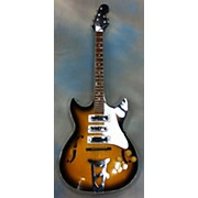Teisco Del Ray Hollow Body Electric Guitar