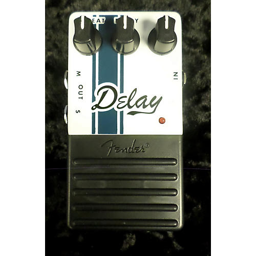 Fender Delay Effect Pedal
