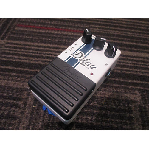 Fender Delay Effect Pedal-thumbnail