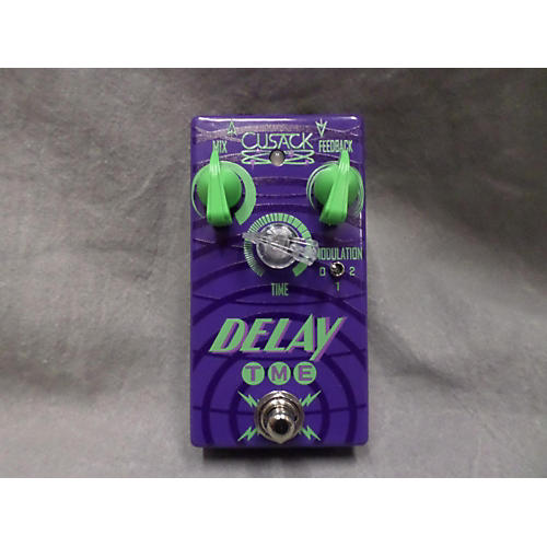 Cusack Delay Tme Effect Pedal-thumbnail