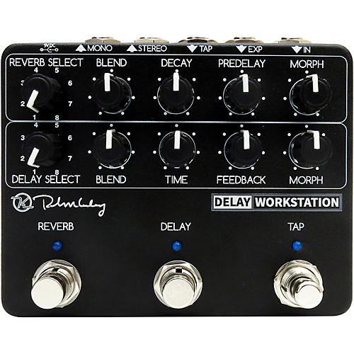 Keeley Delay Workstation Pedal-thumbnail