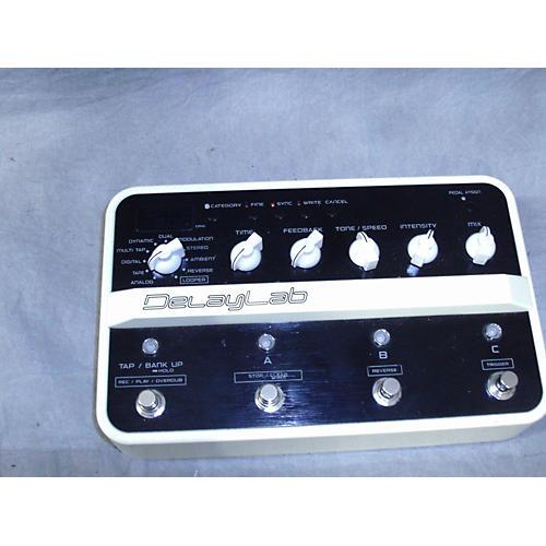 Vox Delaylab Effect Pedal