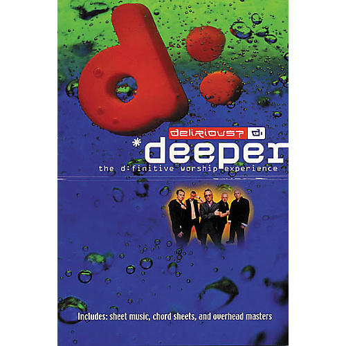 Worship Together Delirious? - Deeper Book-thumbnail