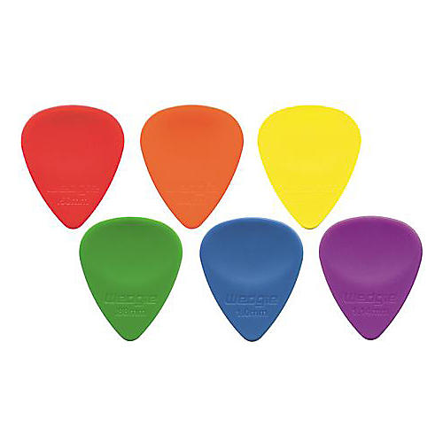 Wedgie Delrin EX Guitar Picks 1 Dozen