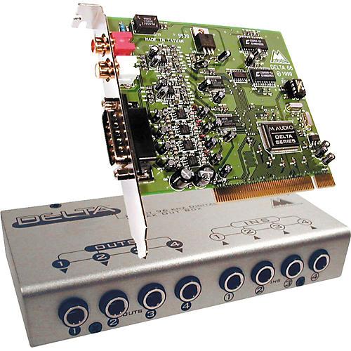 M-Audio Delta 66 Digital Recording System