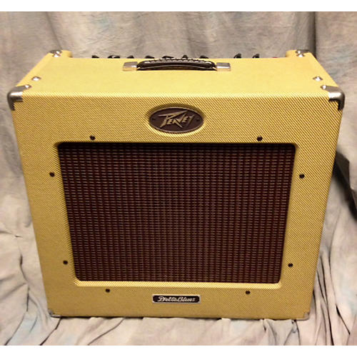 Peavey Delta Blues 115 Tube Guitar Combo Amp-thumbnail