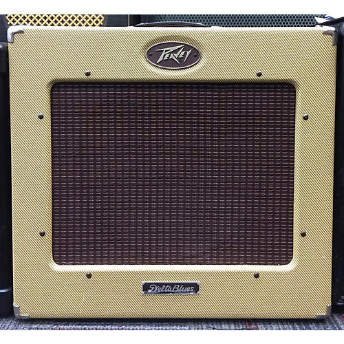 Peavey Delta Blues 1x15 Tube Guitar Combo Amp