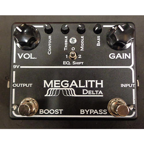 In Store Used Delta Effect Pedal