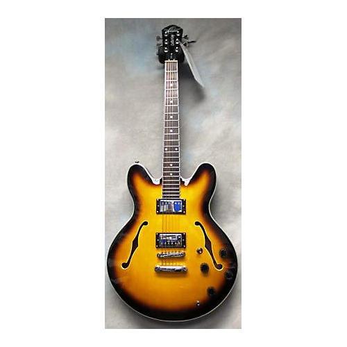 Oscar Schmidt Delta Kine OE30 2 Color Sunburst Hollow Body Electric Guitar-thumbnail