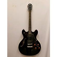 Oscar Schmidt Delta King Hollow Body Electric Guitar