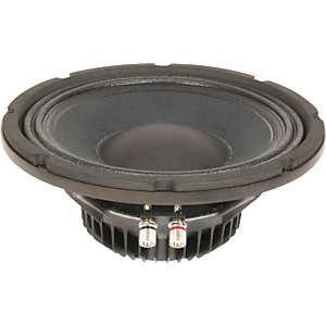 Click here to buy Eminence Deltalite II 2510 Replacement PA Speaker by Eminence.