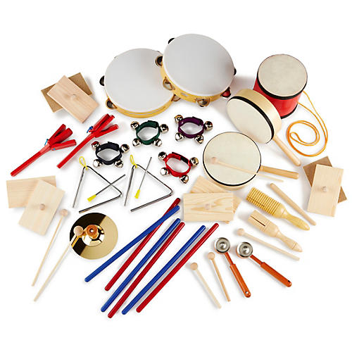 Trophy Deluxe 25-Player Rhythm Band Set