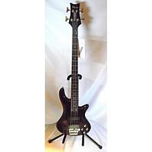 Schecter Guitar Research Deluxe 4 Electric Bass Guitar