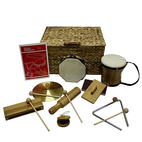 Rhythm Band Deluxe 9 Player Rhythm Kit-thumbnail