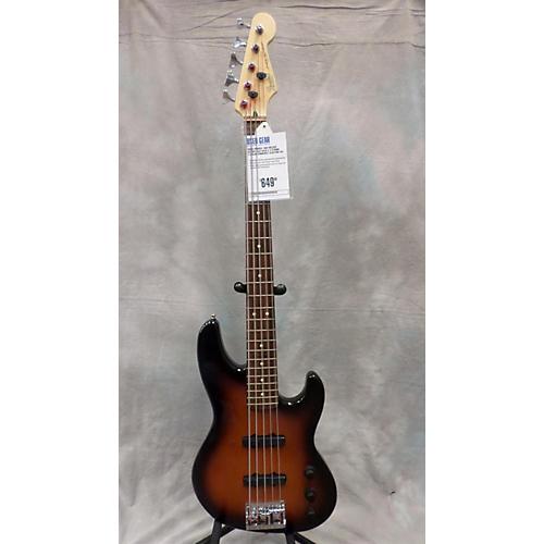 Fender Deluxe Active Jazz Bass V 5 String 3 Color Sunburst Electric Bass Guitar 3 Color Sunburst