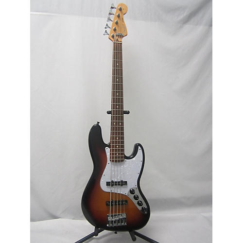 used fender deluxe active jazz bass v 5 string electric bass guitar guitar center. Black Bedroom Furniture Sets. Home Design Ideas