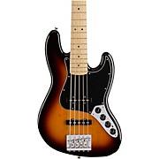 Fender Deluxe Active Jazz Bass V , Maple Fingerboard