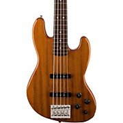 Fender Deluxe Active Jazz Bass V Okume Rosewood Fingerboard Electric Bass Guitar