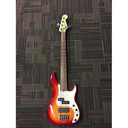 Fender Deluxe Active Precision Bass V Electric Bass Guitar