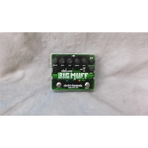 Electro-Harmonix Deluxe Bass Big Muff Distortion Bass Effect Pedal-thumbnail