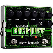Deluxe Bass Big Muff Pi Distortion Effects Pedal