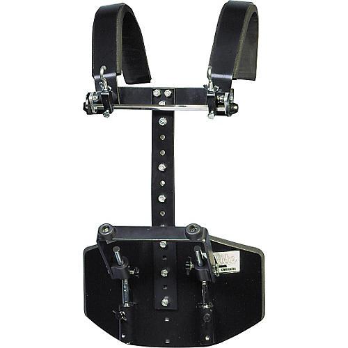 XL Specialty Percussion Deluxe Bass Drum Marching Carrier