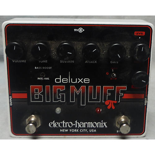 Electro-Harmonix Deluxe Big Muff Distortion Effect Pedal-thumbnail
