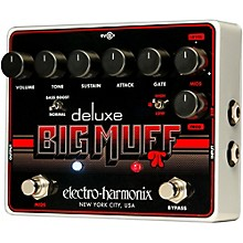 Electro-Harmonix Deluxe Big Muff Pi Sustain Guitar Effects Pedal Level 1