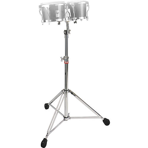 Gibraltar Deluxe Bongo Stand with Inside Shell Mount