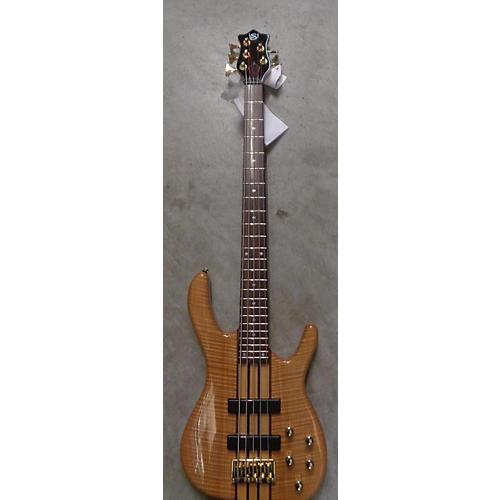 Ken Smith Deluxe Burner Exclusive Electric Bass Guitar Natural