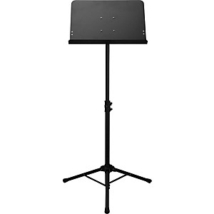 Musician's Gear Deluxe Conductor Music Stand by Musicians Gear